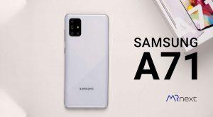 بررسی و راهنمای خرید گوشی a71
