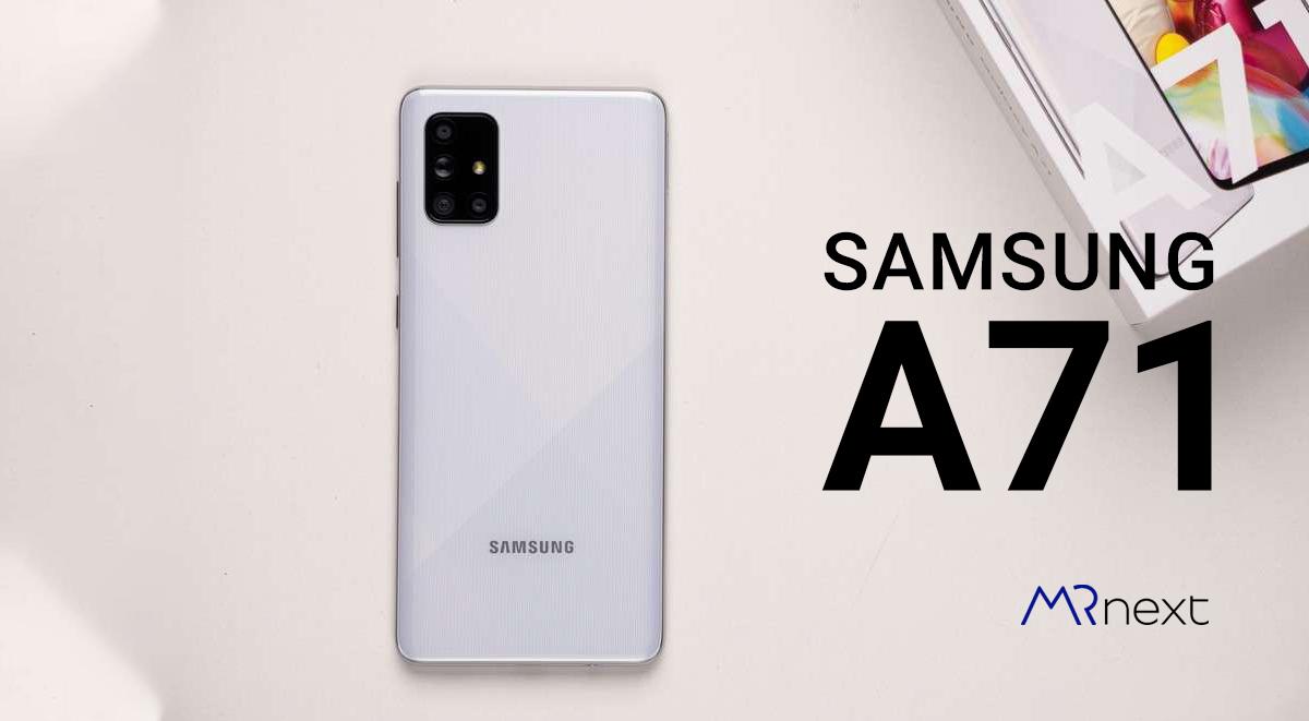 تصویر از بررسی و راهنمای خرید سامسونگ گلکسی ای 71 | SAMSUNG Galaxy A71