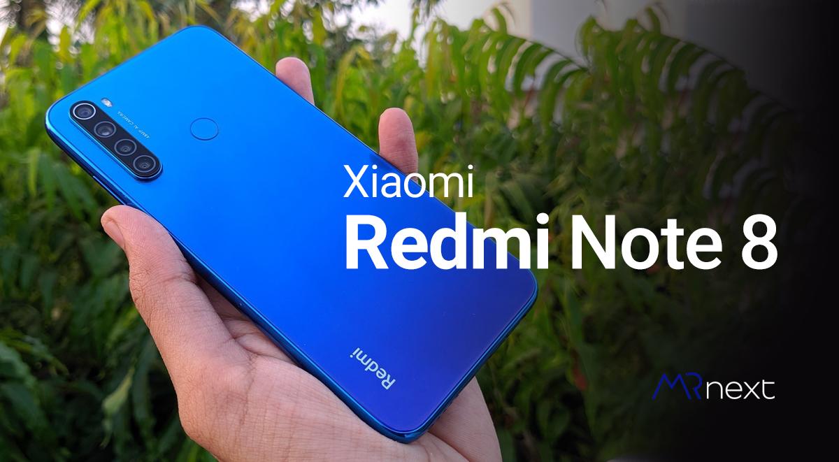 تصویر از شیائومی ردمی نوت 8 | Xiaomi Redmi Note8