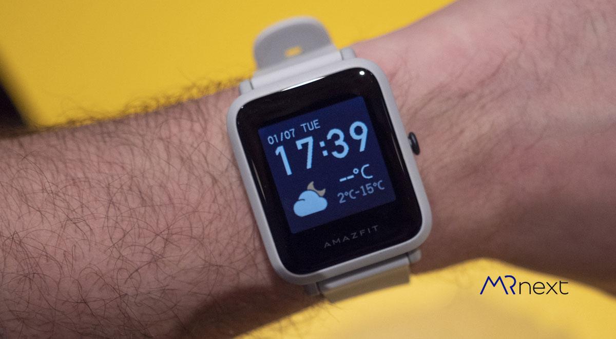 بهترین-ساعت-هوشمند-2020---Xiaomi Amazfit Bip