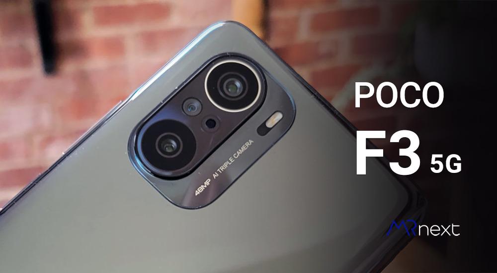 بهترین گوشی زیر میلیون تومان - پوکو F3