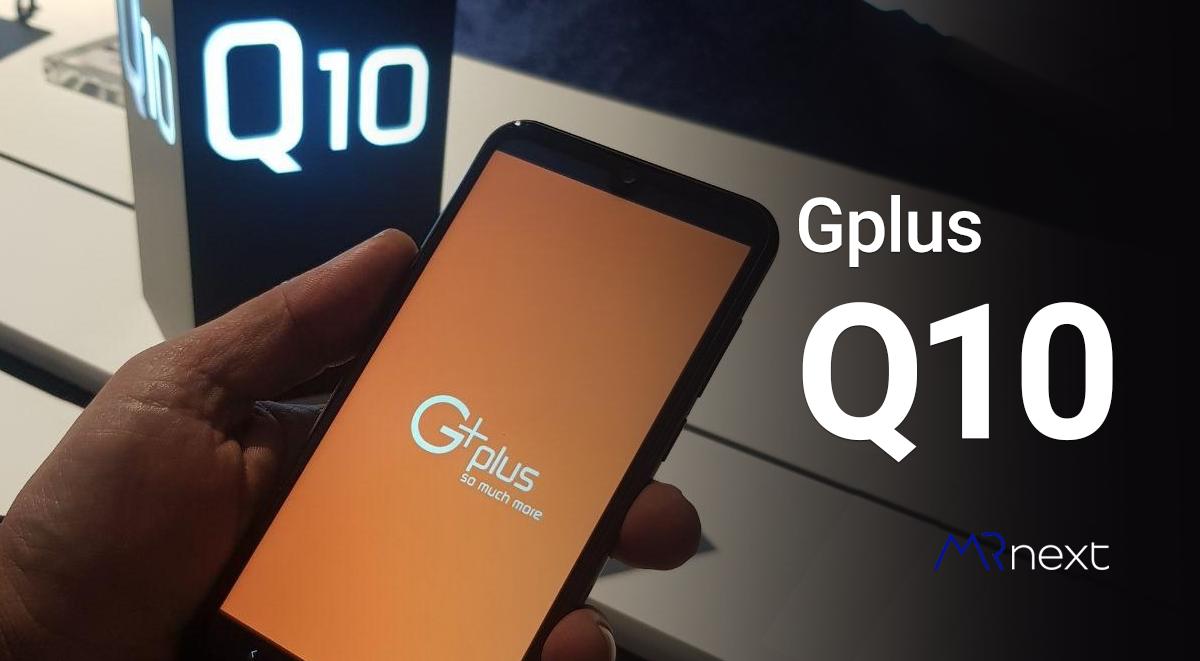 گوشی موبایل GPLUS Q10