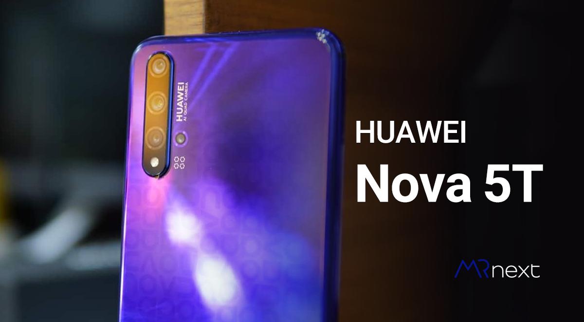 تصویر از راهنمای خرید گوشی هوآوی نوا 5 تی |  Huawei Nova 5T