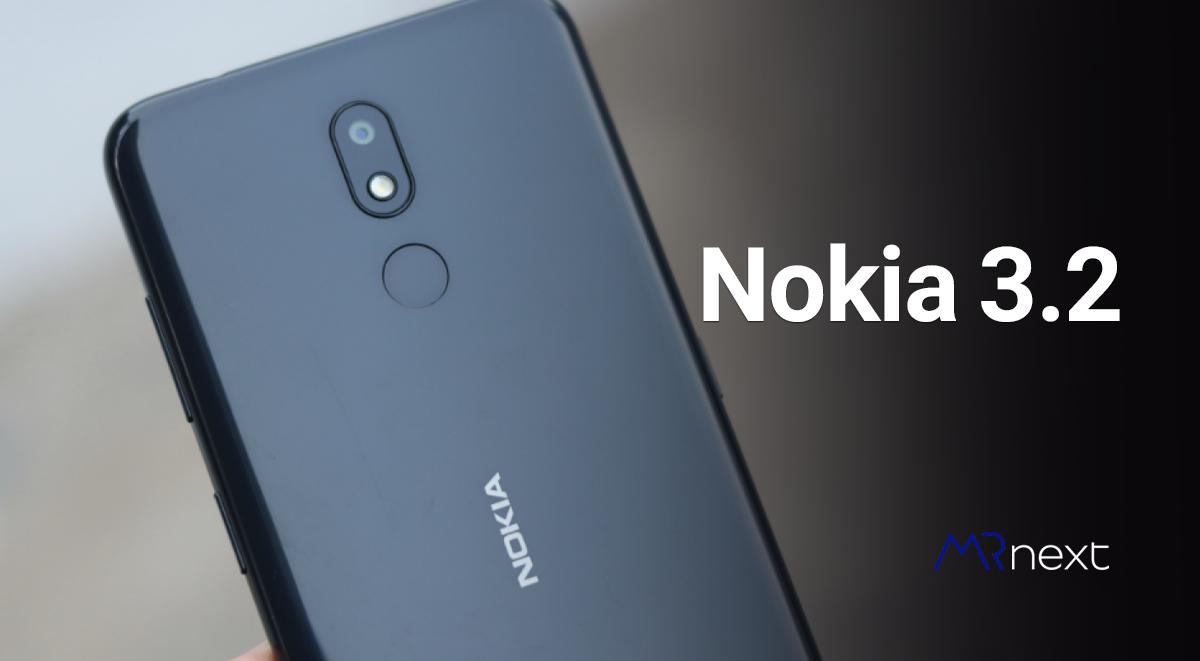 گوشی موبایل Nokia 3.2