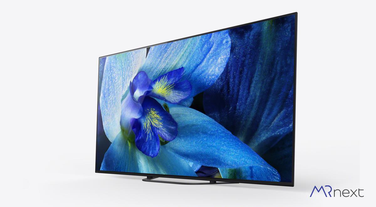 تلویزیون SONY A8G با سایز 55 اینچ