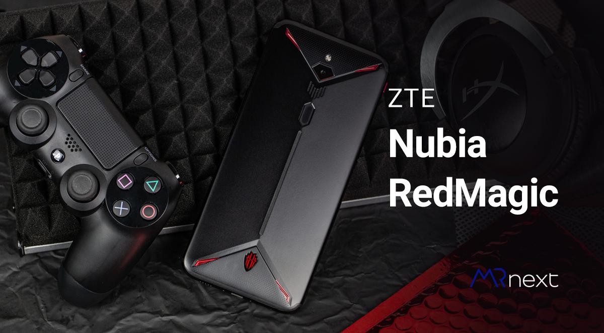 گوشی ZTE Nubia Red Magic 5G