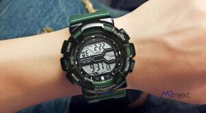بهترین ساعت زنانه دیجیتال با قیمت مسترنکست
