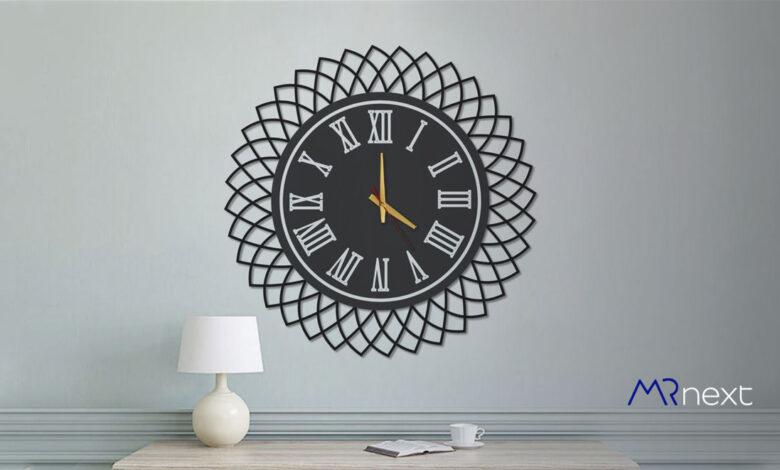 بهترین-و-زیباترین-ساعت-دیواری-شیک-دیجی-کالا-مسترنکست