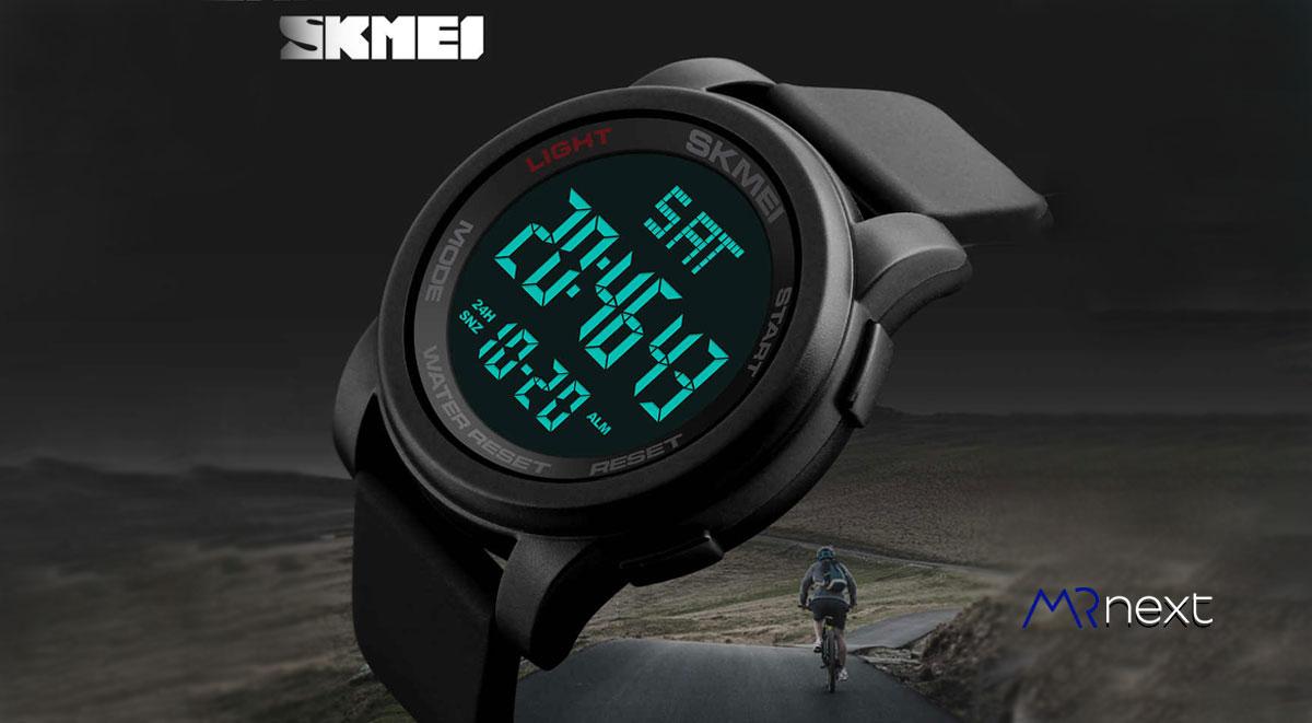 ساعت مچی دیجیتالی اسکمی مدل 1257 مسترنکست