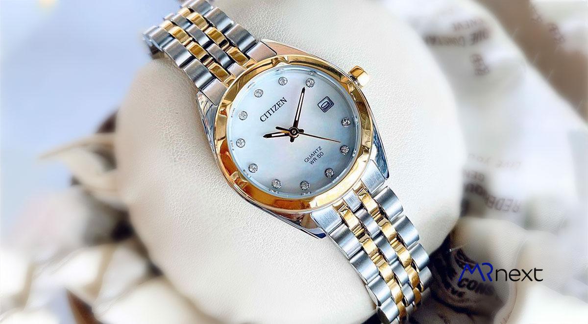 ساعت مچی عقربه ای زنانه سیتی زن مدل EU6054-58D مسترنکست