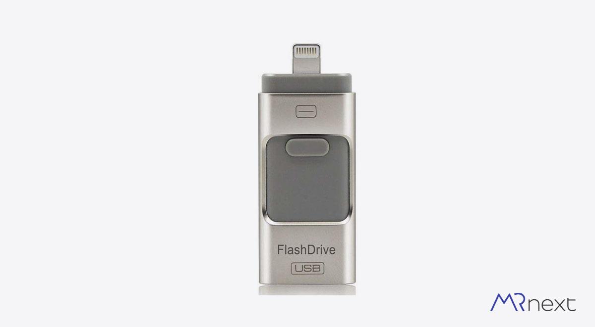 فلش مموری iFlash-Drive مدل 3 in 1 مسترنکست