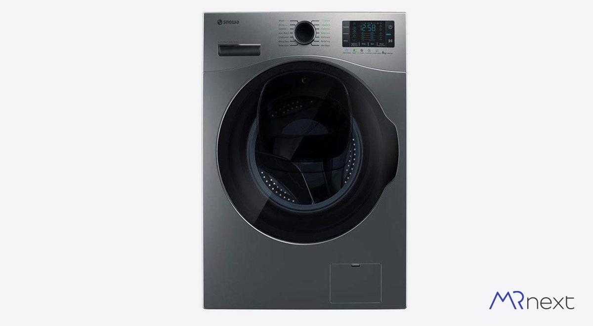 ماشین لباسشویی Wash in Wash اسنوا مدل SWM-842S ظرفیت 8 کیلوگرم