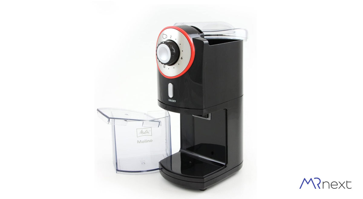 آسیاب قهوه ملیتا مدل Molino 1019 دیجی کالا مسترنکست