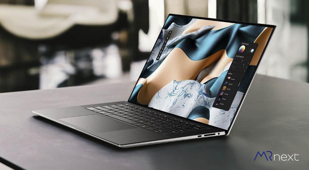 بهترین-لپ-تاپ-برای-کارهای-گرافیکی-در-سال-2020--Dell XPS 15--دیجی-کالا-مسترنکست