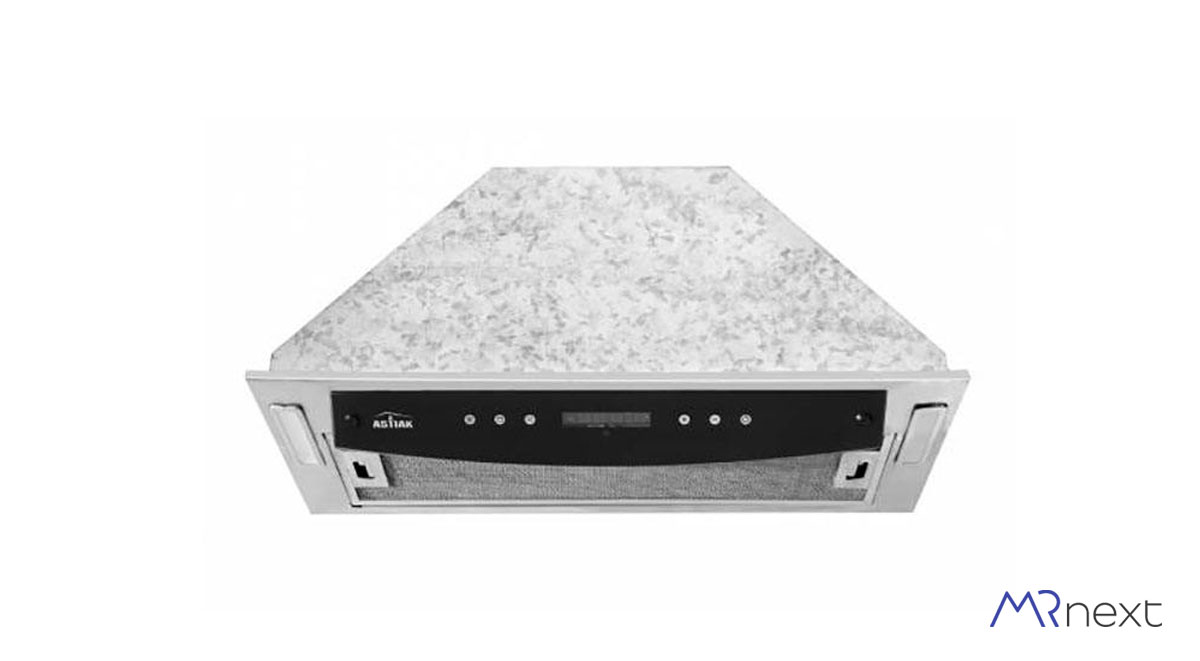 معرفی-بهترین-و-پرفروش-ترین-هود-آشپزخانه---هود مخفی آستیاک مدل 430 سایز 70