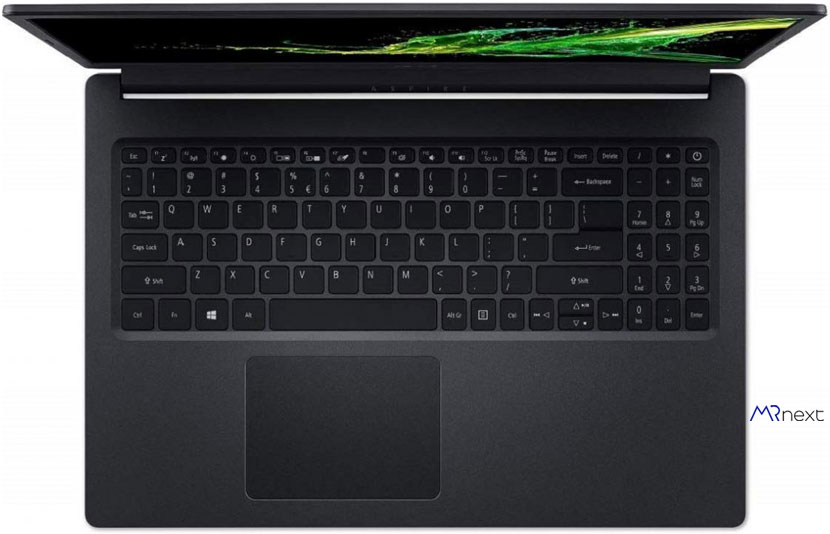 بهترین لپ تاپ های زیر 15 میلیون تومان -accer Aspire A315-54-36KT