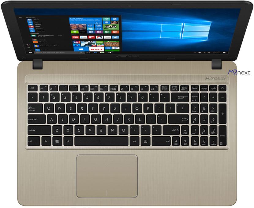 بهترین لپ تاپ های زیر 15 میلیون تومان - asus VivoBook X540MB - DM143