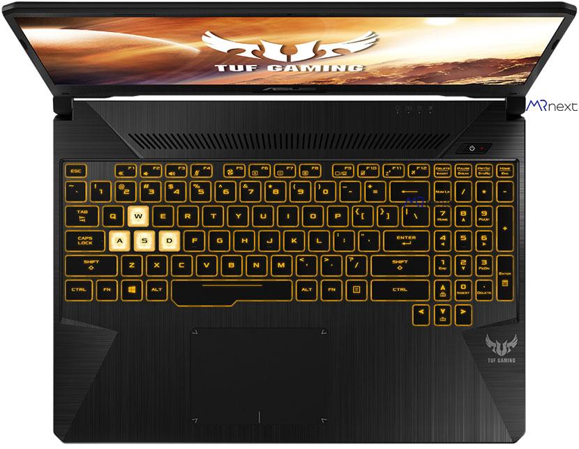 بهترین لپ تاپ های گیمینگ 2020 -Asus TUF FX505DT – N