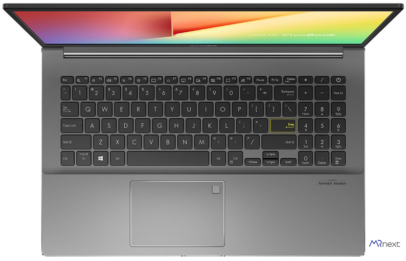 بهترین لپ تاپ برای برنامه نویسی - ASUS VivoBook S533JQ
