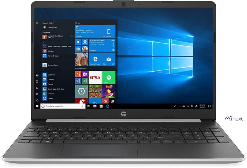 بهترین لپ تاپ برای دانشجویان - لپ تاپ دانشجویی 15 اینچی اچ پی مدل DA2204-E