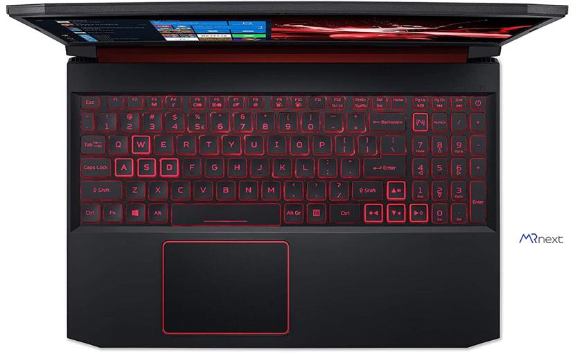 بهترین لپ تاپ برای دانشجویان - لپ تاپ 15 اینچی ایسر مدل Nitro 5 AN515-43-R7QU