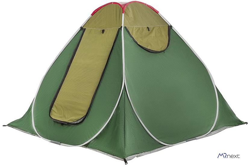 بهترین چادر مسافرتی - چادر مسافرتی 8 نفره آ آپکس طرح دو رنگ