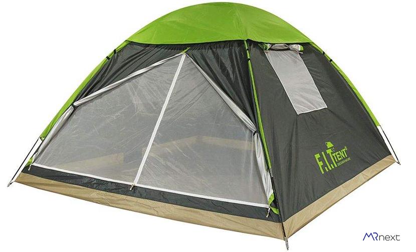 بهترین چادر مسافرتی - چادر مسافرتی 8 نفره اف آی تی تنت مدل Double Roof T22