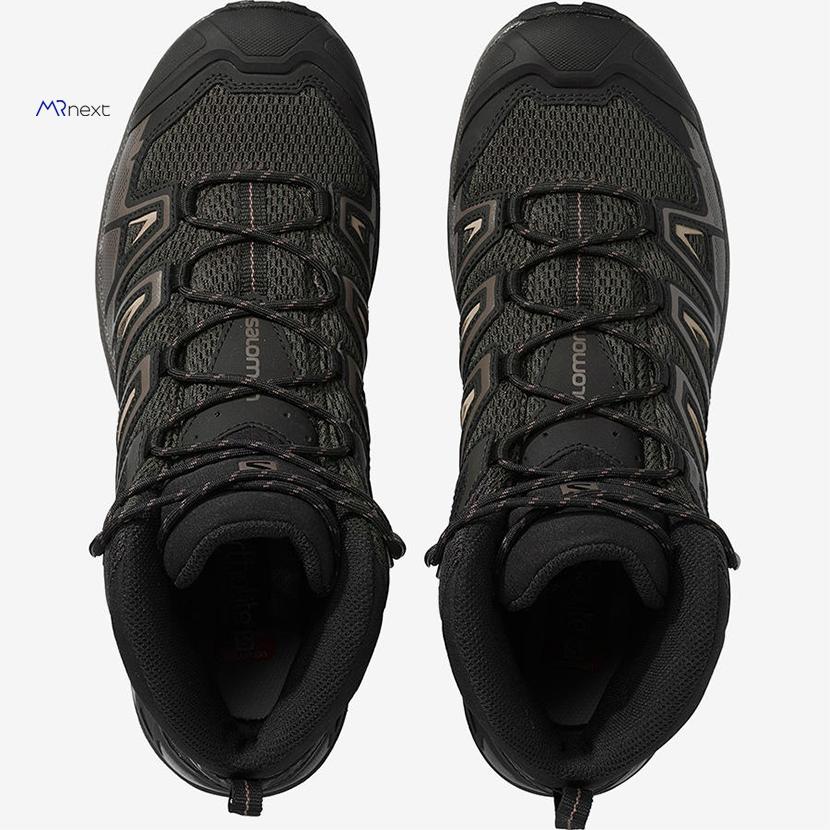 بهترین کفش کوهنوردی - کفش کوهنوردی مردانه سالومون مدل 410439