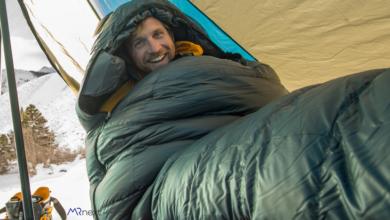 تصویر از بهترین کیسه خواب کوهنوردی و کمپینگ