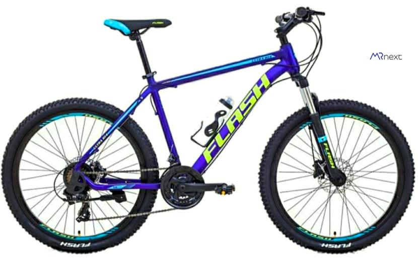 بهترین دوچرخه کوهستان - دوچرخه کوهستان فلش مدل H14