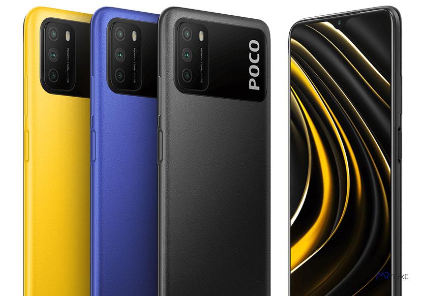 بهترین گوشی تا 4 میلیون تومان - گوشی پوکو ام 3
