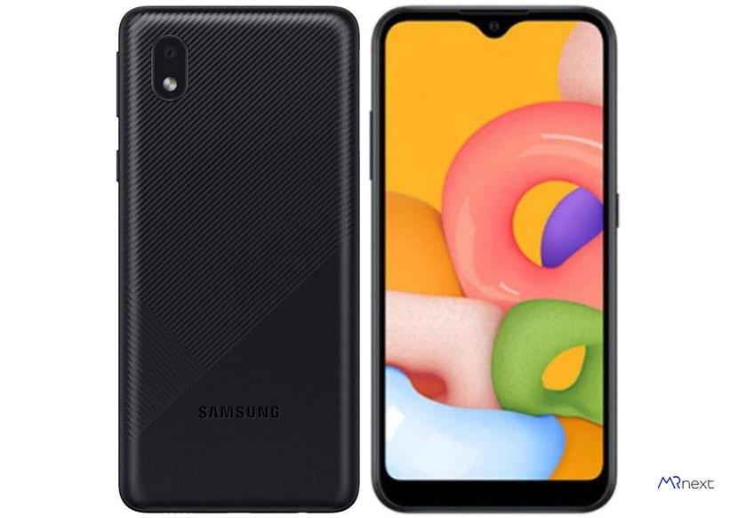 بهترین گوشی زیر 2 میلیون و 500 هزار تومان - گوشی سامسونگ مدل a01