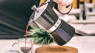 تصویر از راهنمای خرید موکاپات و طرز تهیه قهوه اسپرسو به زبانی ساده