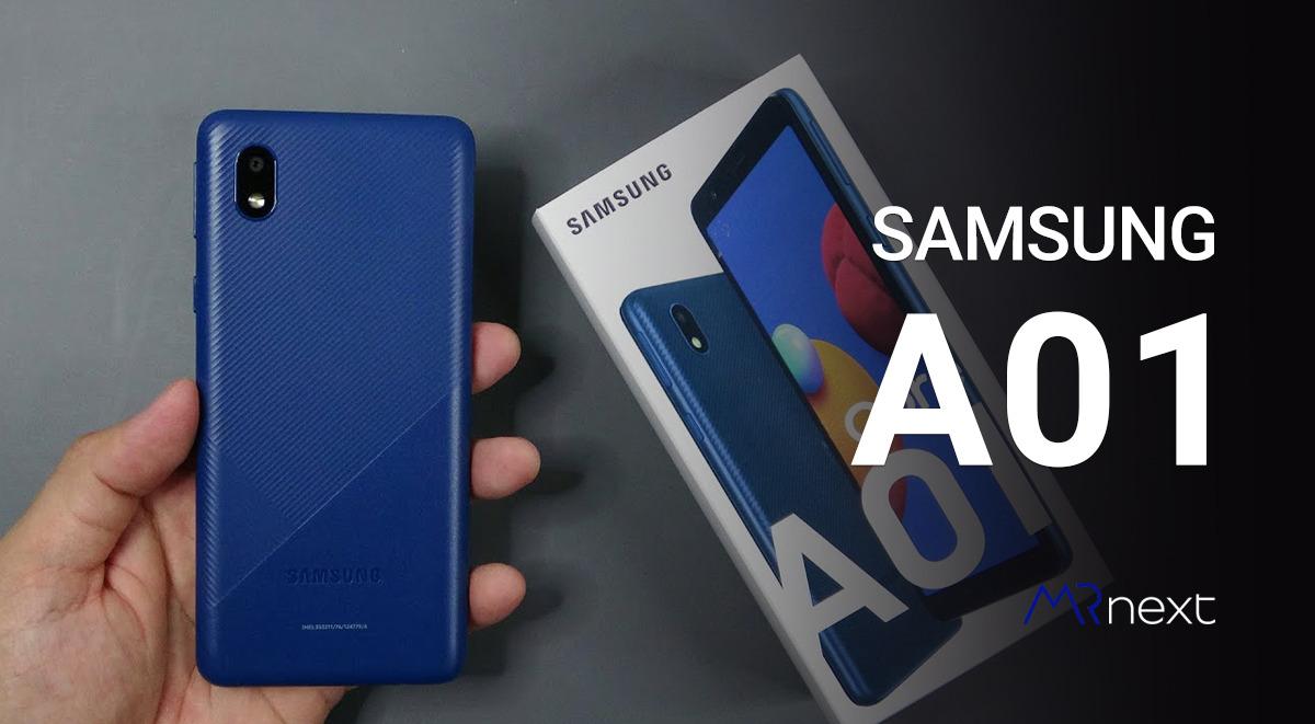بهترین گوشی سامسونگ - A01 Core