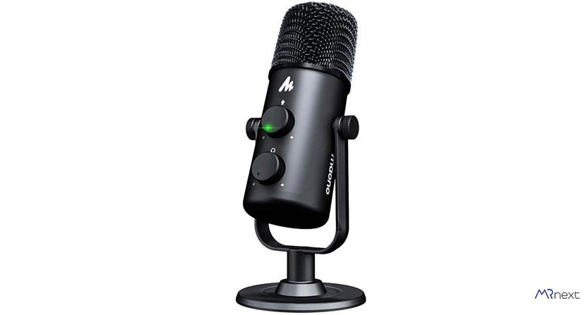 خرید بهترین میکروفون برای ضبط صدا - میکروفن کاندنسر ماونو مدل FAIRY