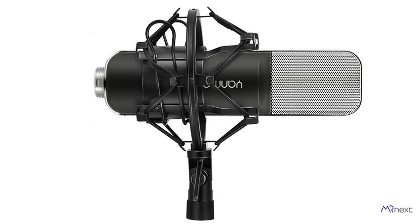 خرید بهترین میکروفون برای ضبط صدا - Q8 Yanmai Studio Microphone