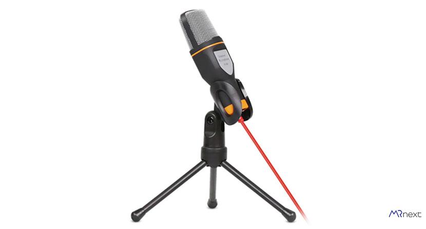خرید بهترین میکروفون برای ضبط صدا - SF-666 Yanmai Microphone