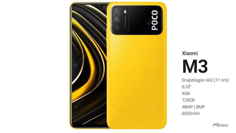 بهترین گوشی زیر 5 میلیون تومان - شیائومی پوکو ام 3
