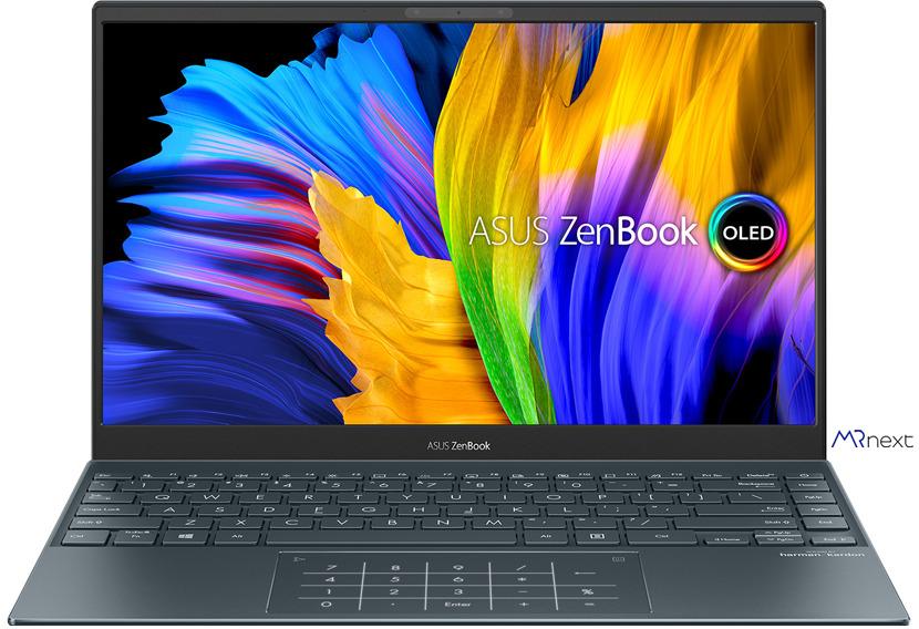 بهترین لپ تاپ برای ترید کردن - لپ تاپ ایسوس ZenBook 13 UM325UA