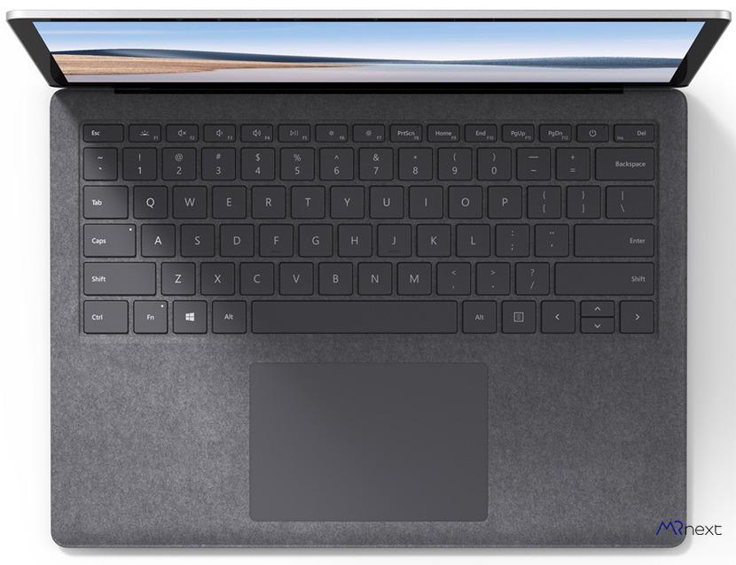 بهترین لپ تاپ برای ترید کردن - لپ تاپ مایکروسافت Microsoft Surface 4