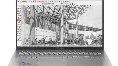 تصویر از بهترین لپ تاپ معماری 2021