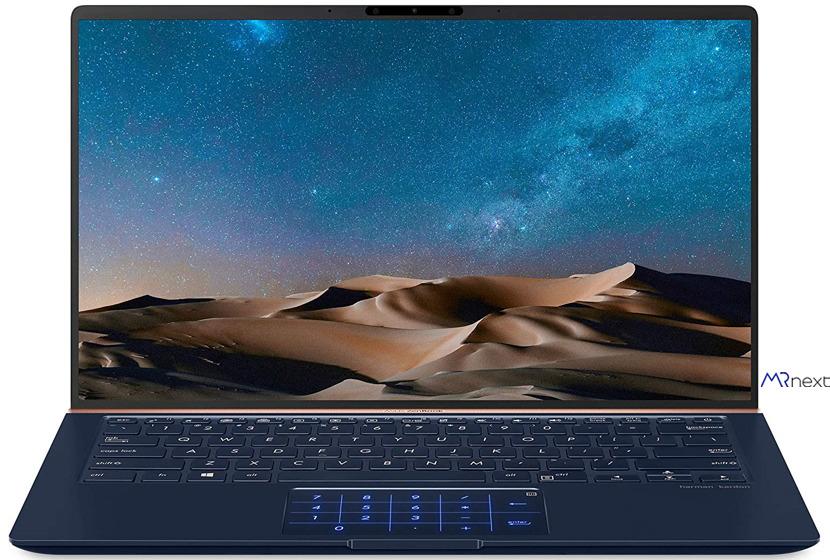 بهترین لپ تاپ معماری - لپ تاپ ایسوس مدل ZenBook UM433IQ - A5023
