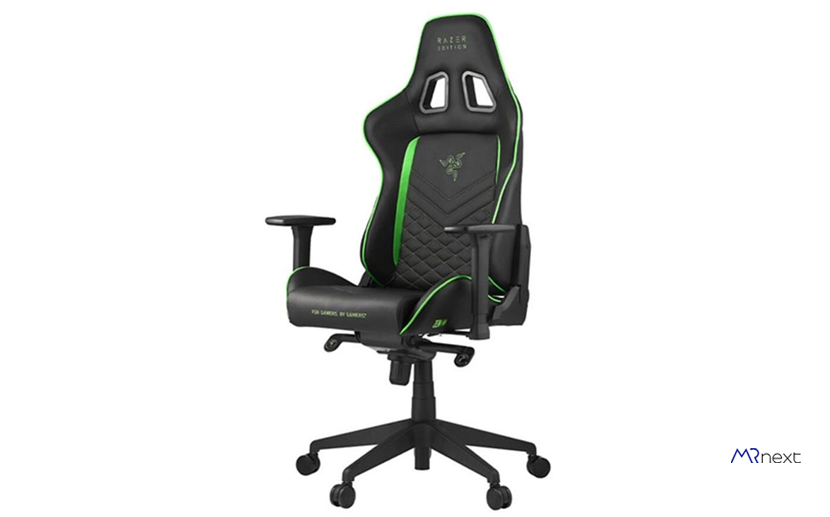 بهترین صندلی گیمینگ - صندلی گیمینگ ریزر مدل Razer Iskur