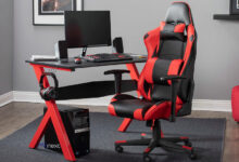 تصویر از بهترین صندلی گیمینگ برای گیمر های حرفه ای