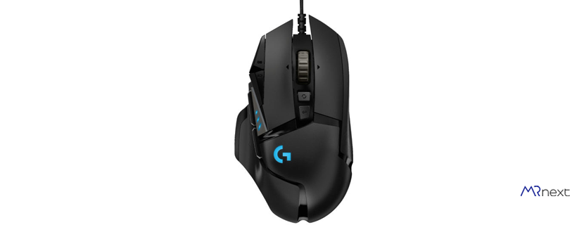 بهترین ماوس گیمینگ - ماوس مخصوص بازی لاجیتک مدل G502 Hero Play Advanced