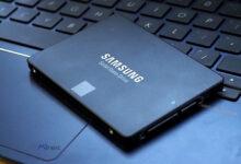 تصویر از بهترین هارد SSD اینترنال